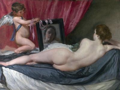 The Rokeby Venus-Diego Velazquez-Photographic Print