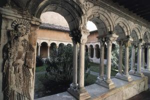 The Romanesque Cloister of Aix Cathedral