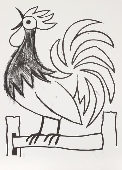 The Rooster 1-Bob Stanley-Limited Edition