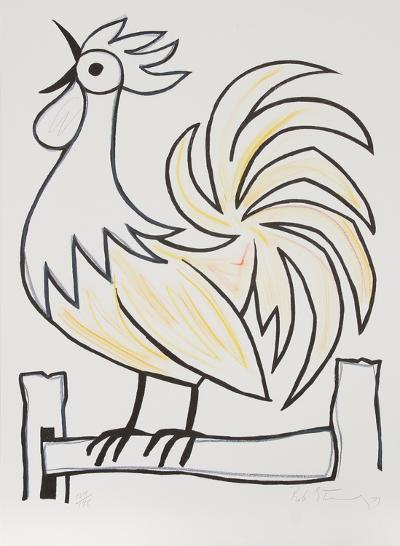 The Rooster 2-Bob Stanley-Limited Edition