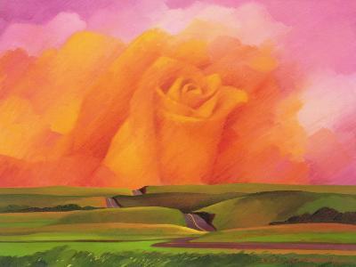 The Rose, 2001-Myung-Bo Sim-Giclee Print