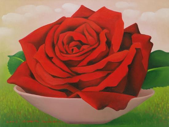 The Rose, 2004-Myung-Bo Sim-Giclee Print