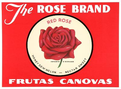 The Rose Brand-Barbara Cesery-Limited Edition