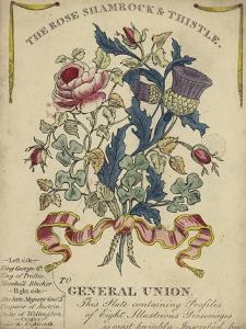 The Rose, Shamrock and Thistle to General Union
