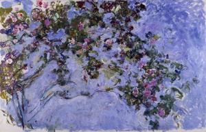 The Roses by Claude Monet, 1925-1926