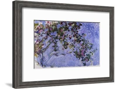 The Roses by Claude Monet, 1925-1926--Framed Giclee Print