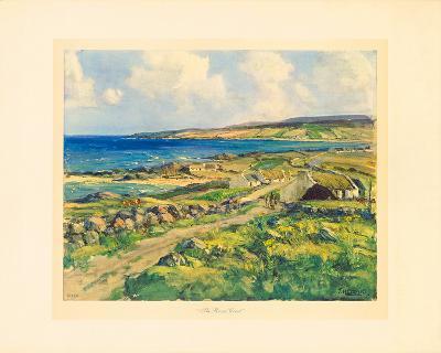 The Rosses Coast-James Humbert Craig-Premium Giclee Print