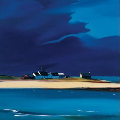 The Row, Tiree-Pam Carter-Collectable Print