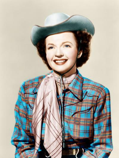THE ROY ROGERS SHOW, Dale Evans, 1951-1957--Photo