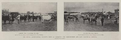 The Royal Agricultural Society's Show at Carlisle, the Sixty-Fourth and Last Provincial Meeting--Giclee Print