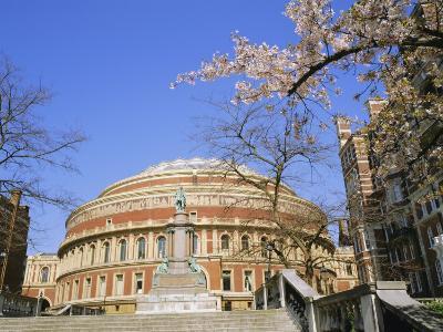 The Royal Albert Hall, Kensington, London, England, UK-Roy Rainford-Photographic Print