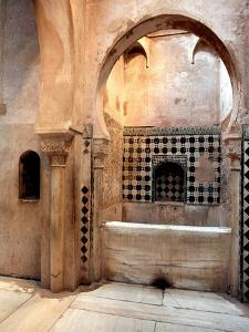 The Royal Baths in the Harem