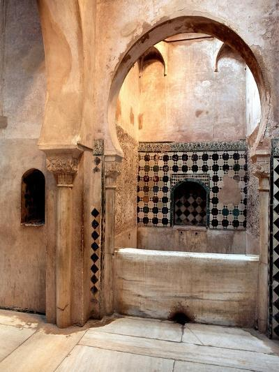 The Royal Baths in the Harem--Giclee Print