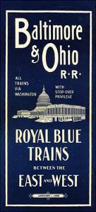 The Royal Blue Time Table
