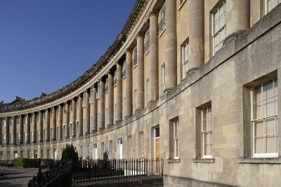 The Royal Crescent (1767-1775)--Photographic Print