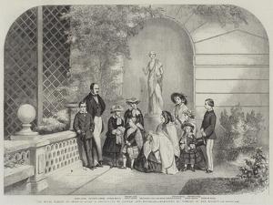The Royal Family at Osborne