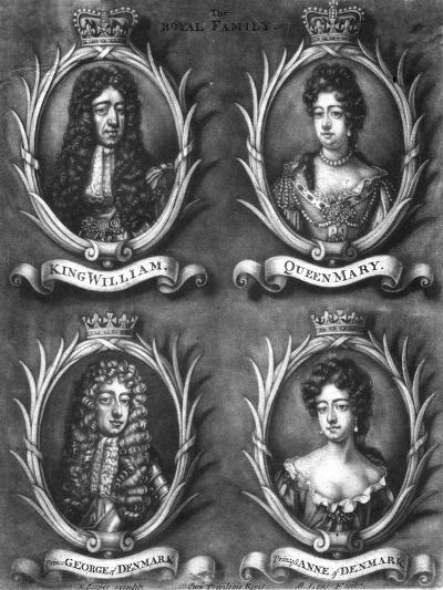 The Royal Family-Cooper-Giclee Print
