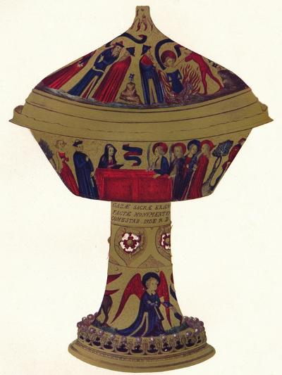 The Royal Gold Cup, C1370, (1904)--Giclee Print