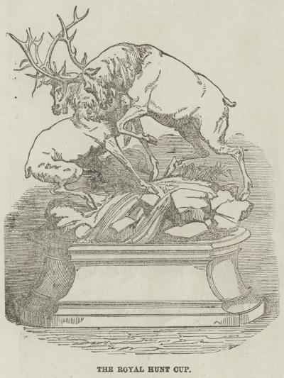 The Royal Hunt Cup--Giclee Print