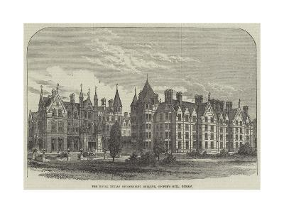 The Royal Indian Engineering College, Cooper's Hill, Egham--Giclee Print