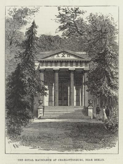 The Royal Mausoleum at Charlottenburg, Near Berlin-Frank Watkins-Giclee Print