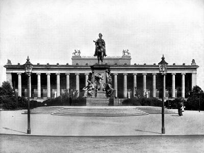 The Royal Museum, Berlin, 1893-John L Stoddard-Giclee Print