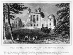 The Royal Observatory, Greenwich, London