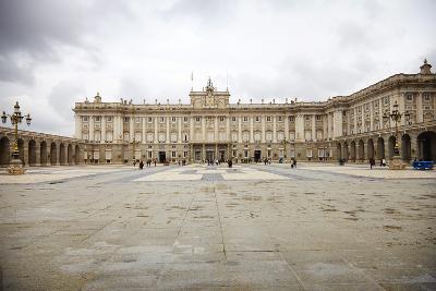 The Royal Palace, Madrid, Spain, Europe-Mark Mawson-Photographic Print