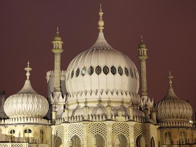 The Royal Pavilion, Brighton, East Sussex, England-David Wall-Photographic Print