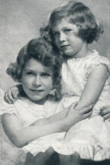 'The Royal Princesses', c1936 (1937)-Unknown-Photographic Print