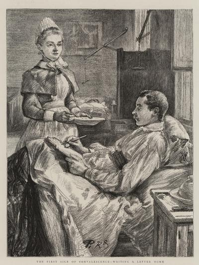The Royal Victoria Hospital, Netley-Charles Paul Renouard-Giclee Print