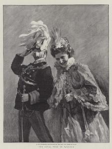 The Royal Visit to Sardinia