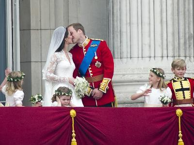 The Royal Wedding of Prince William and Kate Middleton in London, Friday April 29th, 2011--Photographic Print