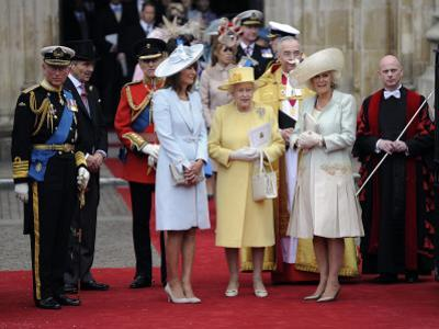 The Royal Wedding of Prince William and Kate Middleton in London, Friday April 29th, 2011