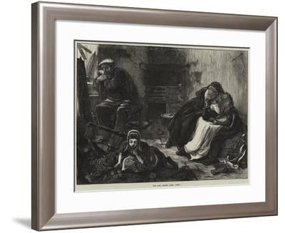 The Ruin around Paris, Home!-Francis S. Walker-Framed Giclee Print