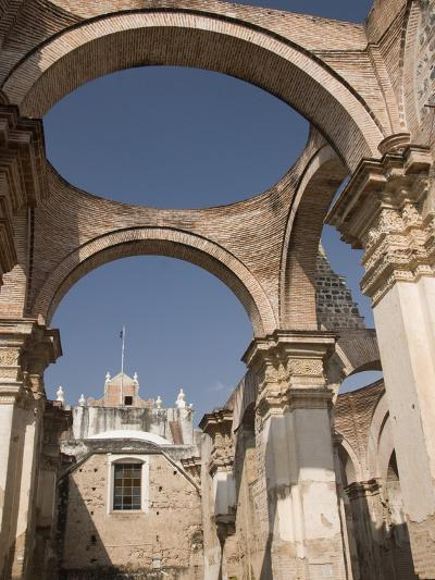 The Ruined Interior of the Cathedral of San Jose, Antigua, UNESCO World Heritage Site, Guatemala--Photographic Print