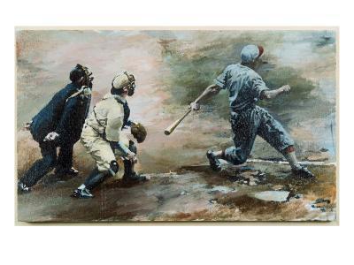 The Run-Lance Richbourg-Giclee Print