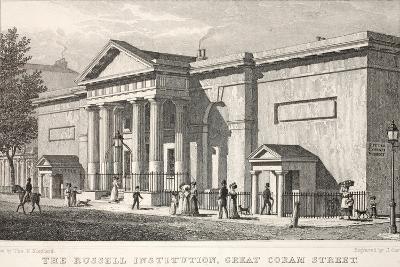The Russell Institution-Thomas Hosmer Shepherd-Giclee Print
