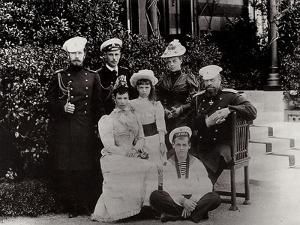 The Russian Imperial Family, C1892-C1894