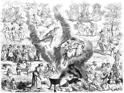 The Sabbath, 16th Century- Cottard-Giclee Print