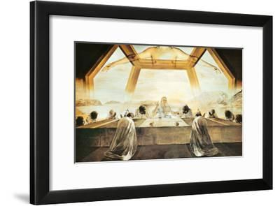 The Sacrament of the Last Supper, c.1955-Salvador Dal?-Framed Art Print