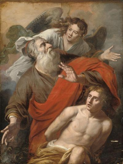 The Sacrifice of Isaac-Constantin Verhout or Voorhout-Giclee Print