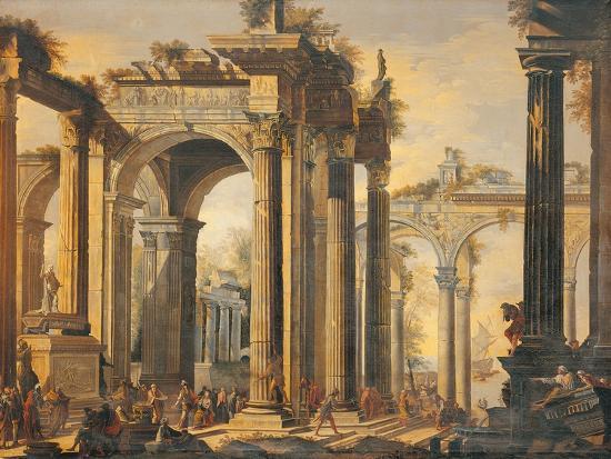 The Sacrifice of Polyxena-Giovanni Ghisolfi-Giclee Print