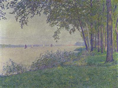 The Sailing Boats, 1892-Theo van Rysselberghe-Giclee Print