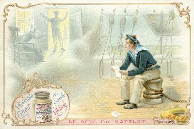 The Sailor's Dream--Giclee Print