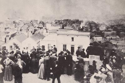 The San Francisco Earthquake, April 18Th, 1906--Photographic Print