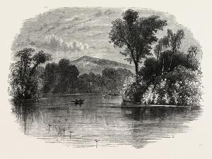 The San Juan River, Nicaragua, 1870s