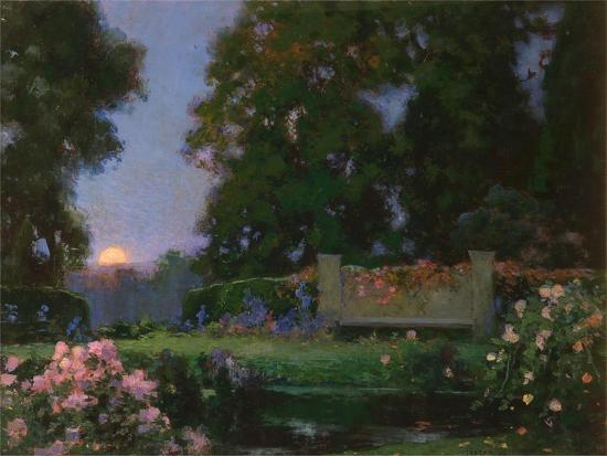 The Sanctuary, C.1910-Thomas Edwin Mostyn-Giclee Print