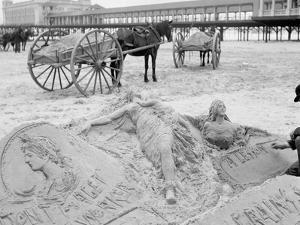 The Sandman, Atlantic City, N.J.