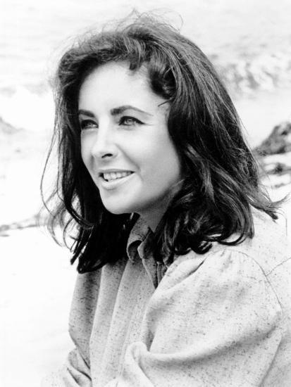 The Sandpiper, Elizabeth Taylor, 1965--Photo